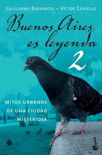 Buenos Aires Es Leyenda Ii (booket) Víctor Coviello Booket