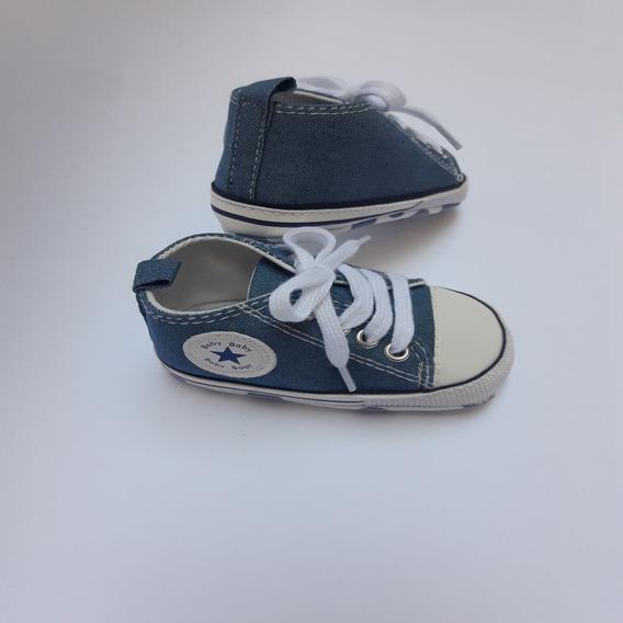 Tênis Sapatinho Infantil Mod. All Star Sapato Jeans