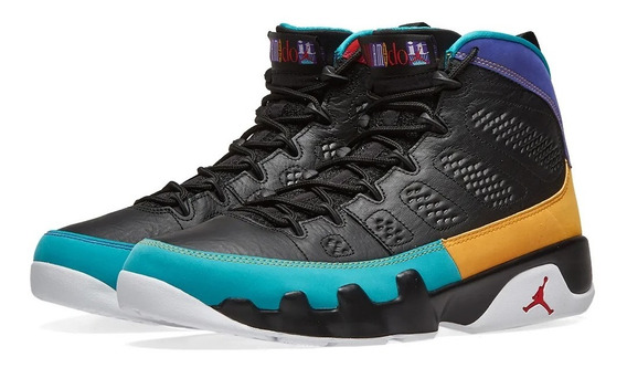 Zapatillas De Basquet Air Jordan Ix Retro Unico Par Us10