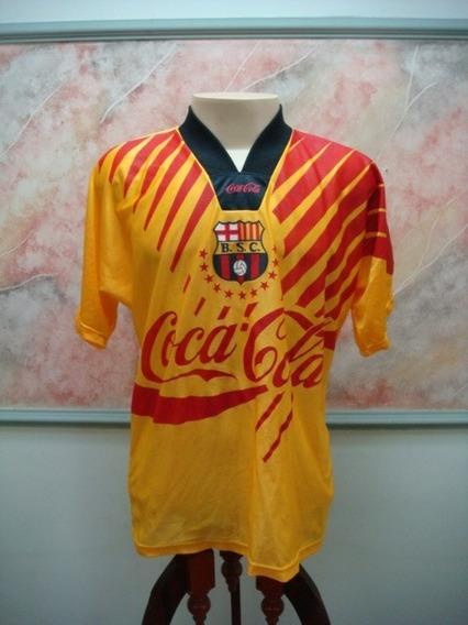 Camisa Futebol Barcelona Guayaquil Equador adidas Jogo 1744