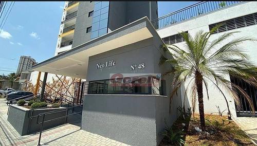 Imagem 1 de 22 de Loft Com 1 Dormitório À Venda, 34 M² Por R$ 290.000,00 - Neo Life - Arujá/sp - Lf0015
