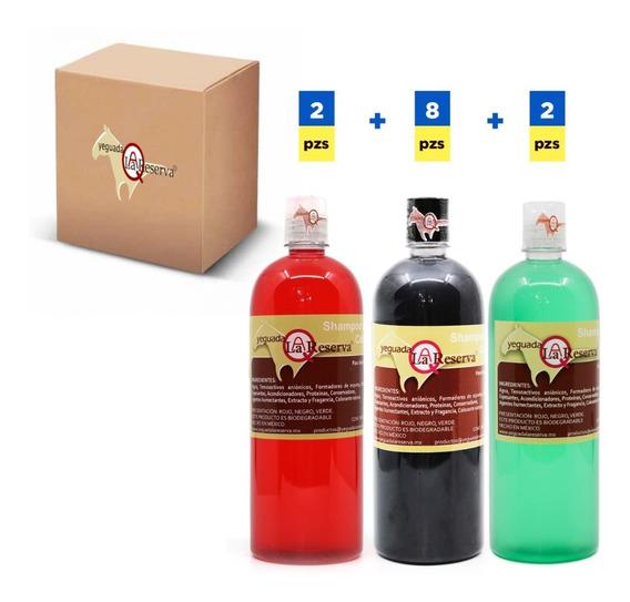 Mayoreo 1 Caja Shampoo Combinada La Reserva Envío Grts