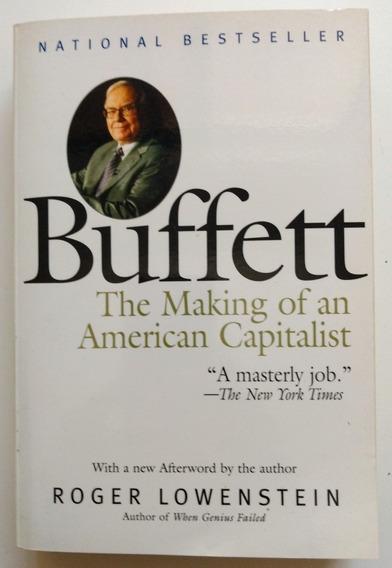 Livro Buffett The Making Of An American Capitalist
