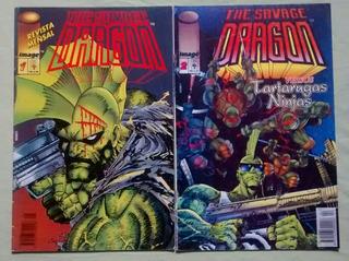 Hq- The Savage Dragon Vol 1/2