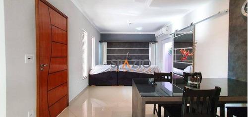 Imagem 1 de 22 de Casa Com 3 Dormitórios À Venda, 139 M² Por R$ 770.000 - Loteamento Porto Fino - Rio Claro/sp - Ca0562