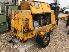 Motocompresor Denyo Tipo Cetec Motor Diesel Isuzu Envios