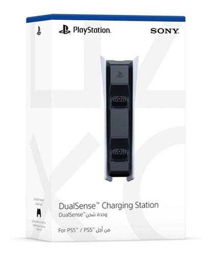 Imagen 1 de 3 de Estación De Carga Dualsense Ps5 Original Sony Garantia