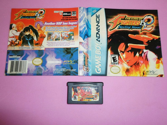 The King Of Fighters Ex 2 Para Game Boy Advance Gba