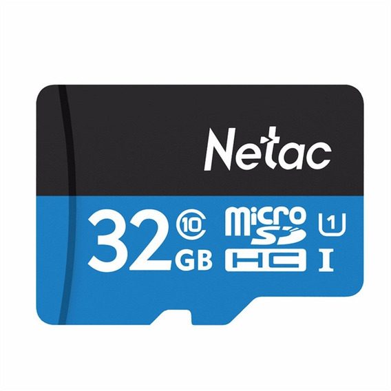 Netac Mini Porttil 32gb Cart?o De Memria Micro Sd Classe