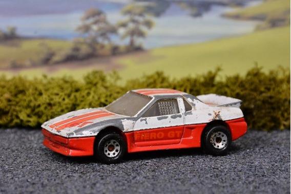 Matchbox 1985 Pontiac Fiero Escala 1/56 En Merida