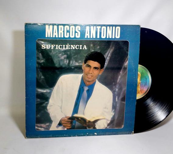 Lp Marcos Antônio - Suficiência