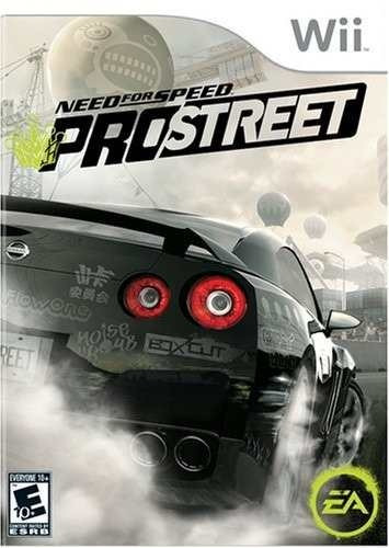 Need For Speed Pro Street / Wii