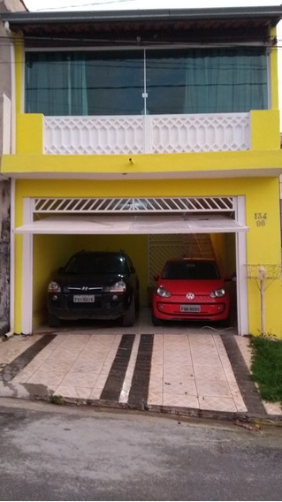Casa Em Poá Sp - Aceita Troca Por Apartamento Menor Valor