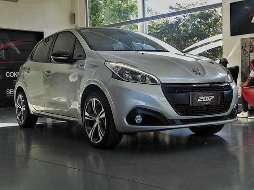 Peugeot 208 1.6 Gt Thp 2017 - Car Cash