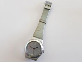 Swatch Irony Aluminium Quartz Feminino