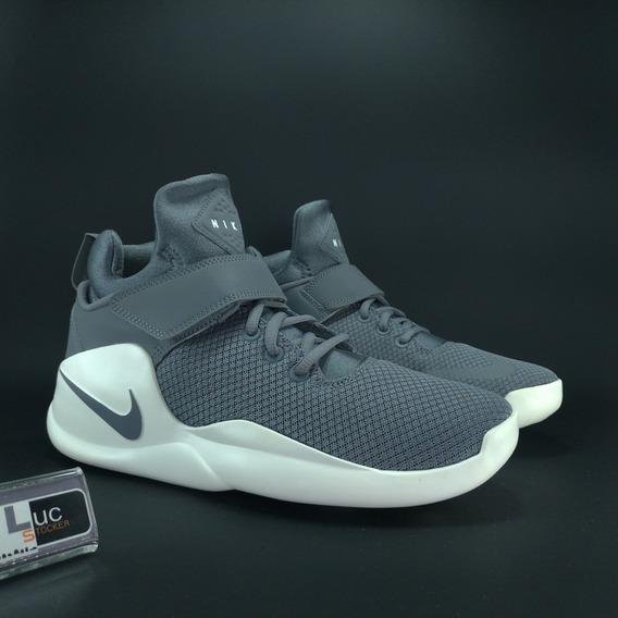 Tênis Nike Kwazy Mid Cinza