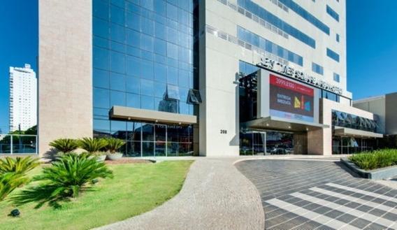 Venda Sala Comercial Edifício New Times Square No Setor Bueno Em Goiânia On Line 62. 999.459.921 - Rb405 - 4334686