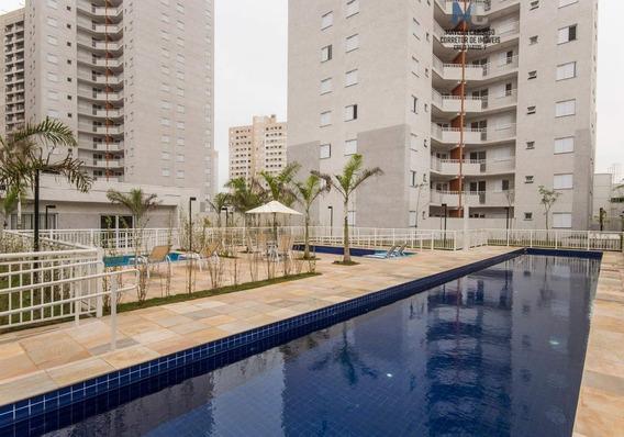 Apartamento A Venda No Bairro Vila Prudente Em São Paulo - - 1228-1