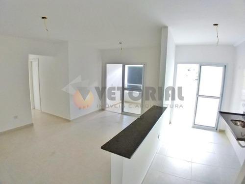 Apartamento Com 2 Dormitórios À Venda, 70 M² Por R$ 430.000 - Sumaré - Caraguatatuba/sp - Ap0352