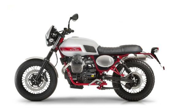 Moto Guzzi V7 Stornello 0 Km Car One Motos Precios De Locos
