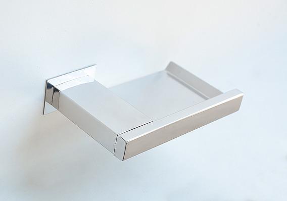 Saboneteira Aço Inox Ref: Rt0303