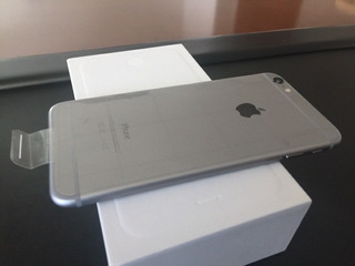 Apple iPhone 6 Plus 128gb Space Grey - Perfeito!