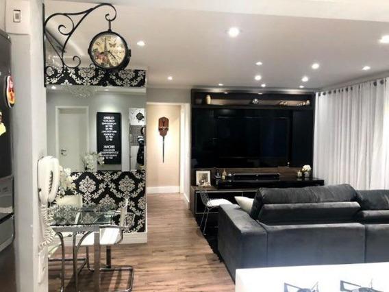 Apartamento Para Venda Por R$955.000,00 Com 100m², 1 Sala, 1 Banheiro E 2 Vagas - Jardim Anália Franco, São Paulo / Sp - Bdi15374
