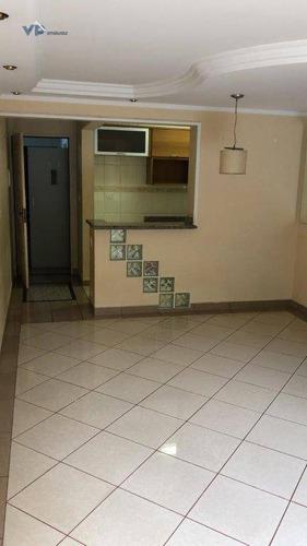 Apartamento Com 2 Dormitórios, 80 M² - Venda Por R$ 400.000,00 Ou Aluguel Por R$ 1.500,00/mês - Jardim Olympia - São Paulo/sp - Ap0873