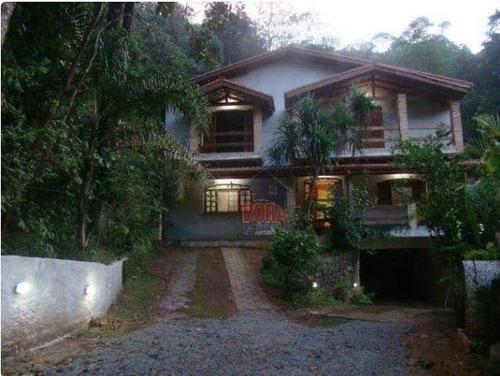 Chácara Com 3 Dormitórios À Venda, 3000 M² Por R$ 720.000,00 - Mato Dentro - Mairiporã/sp - Ch0131