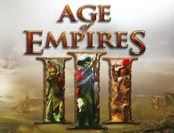 Age Of Empires 3 Pra Pc Midia Fisica