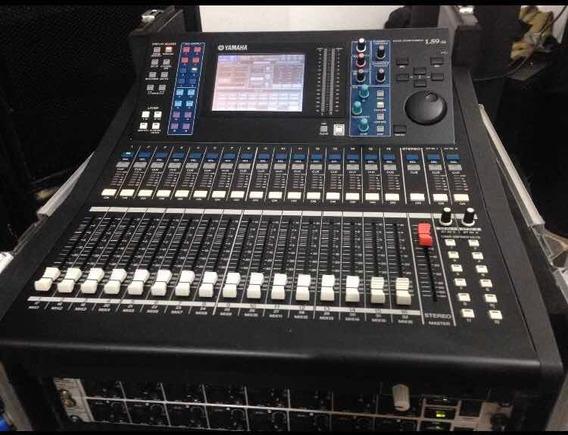Mesa Ls9 Yamaha 16 Canais Compacta
