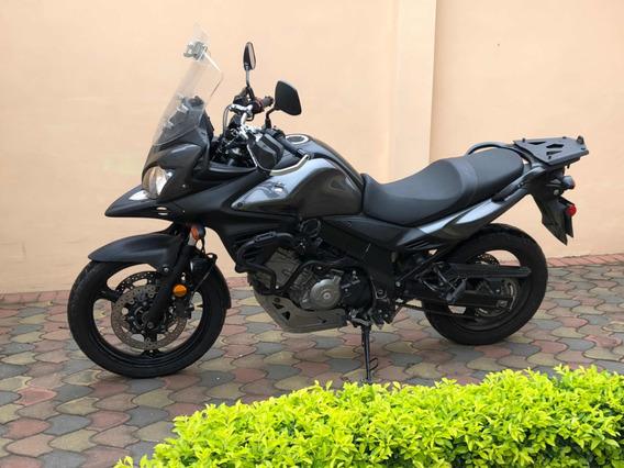 Suzuki Vstrom 650 2015 35000 Km