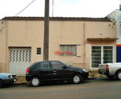 Ponto Comercial À Venda, Centro, São Carlos. - Pt0005