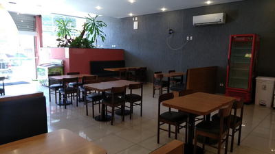 Restaurante Completo Pronto Para Operar
