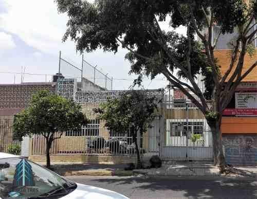 Casa Para Remodelar Con Uso De Suelo En Col. Independencia