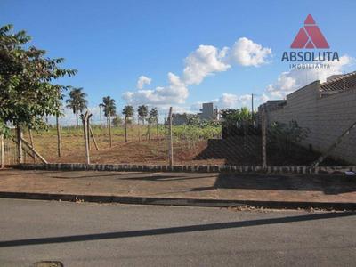 Terreno À Venda, 300 M² Por R$ 250.000 - Jardim Terramérica Ii - Americana/sp - Te0423