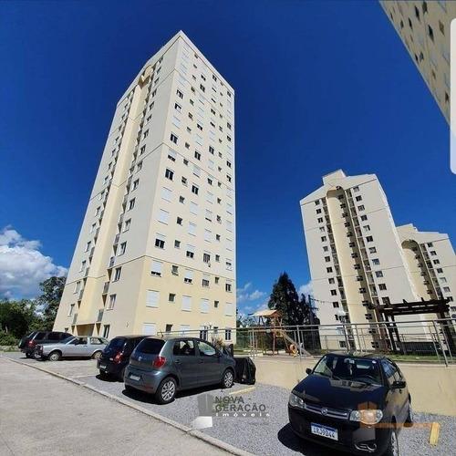 Apartamento À Venda, 49 M² Por R$ 137.000,00 - Diamantino - Caxias Do Sul/rs - Ap0273