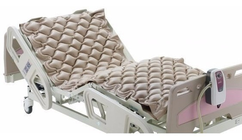 Silfab Colchón Antiescaras Domus I1600 Compres+colchon+kit