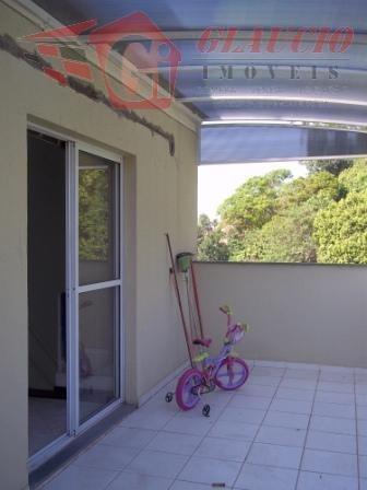 Cobertura Para Venda Em Taboão Da Serra, Parque Marabá, 4 Dormitórios, 1 Suíte, 2 Banheiros, 1 Vaga - Co0003