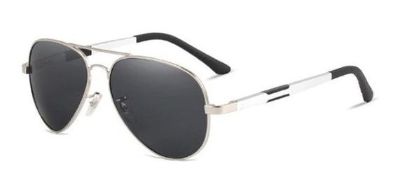 Óculos De Sol Kingseven® Aviador Polarizado Uv400 - Oferta