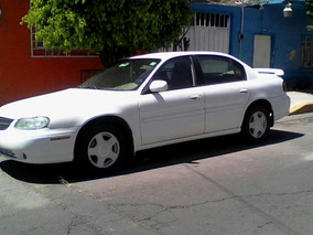 Chevrolet Malibu Ls Sedan V6 At 2000