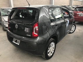 Volkswagen Up High 1.0 2015 Osf Chocado