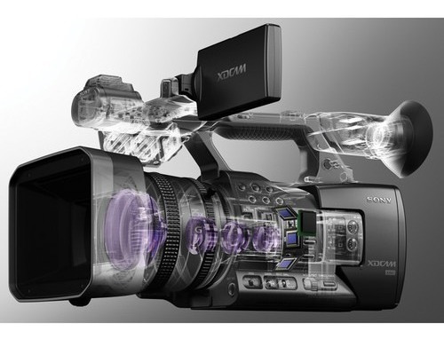 Oportunidade Única!!! Filmadora Sony Pxwx180 Fullhd