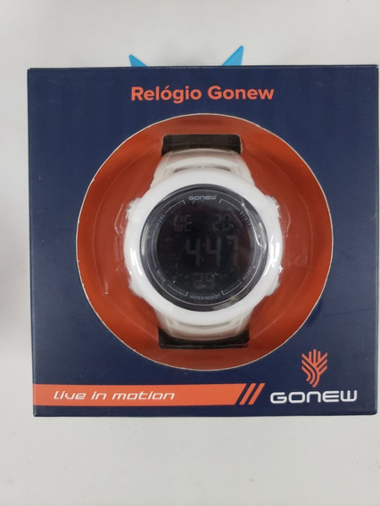Relogio Gonew Energy Ii (rl043)
