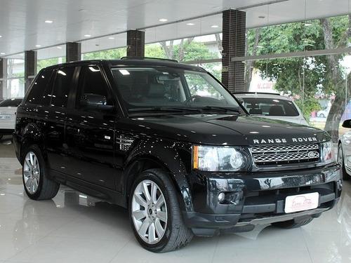 Imagem 1 de 6 de Range Rover Sport 3.0 Hse Diesel Automático 2012