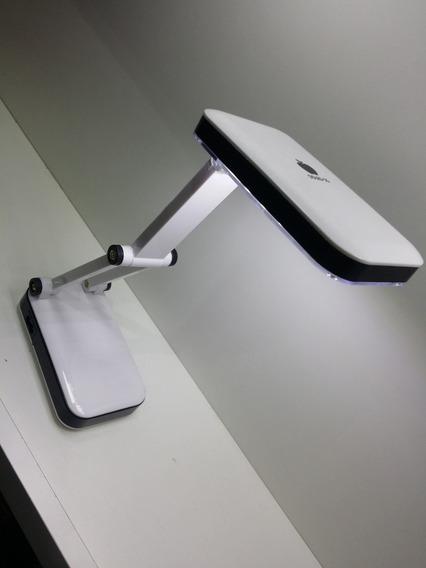 Luminária Usb Computador Notebook Flexível Com Bateria