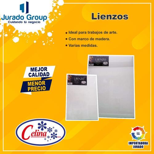 Imagen 1 de 4 de Lienzos Celina