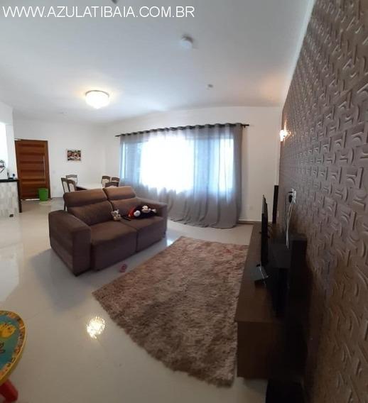 Casa Térrea Jardim Maristela, Atibaia Bairro Residencial Com Ruas Asfaltas, Próximo Alameda Lucas - Ca00753 - 34857464