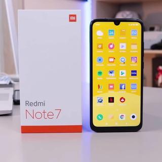Smartphone Xiaomi Redmi Note 7 3gb Ram Tela 6.3 64gb Camera