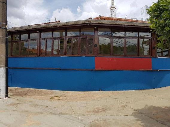 Casa Comercial Para Venda ( P/ Investidor C/ Renda ) , Jardim Guanabara, Campinas - Ca10606. - Ca10606